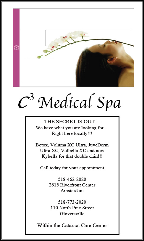C3 Medical Spa Services List